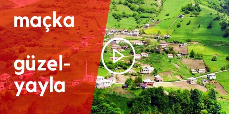 Maçka Güzelyayla Köyü Video