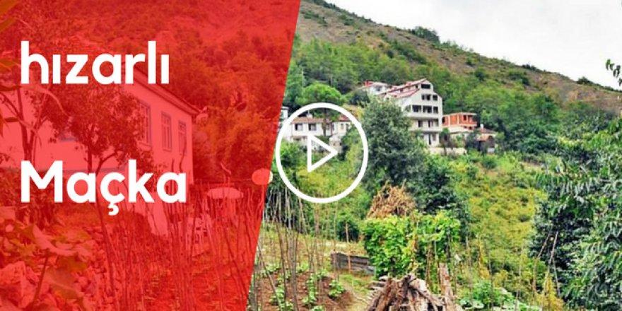Maçka Hızarlı Köyü Video
