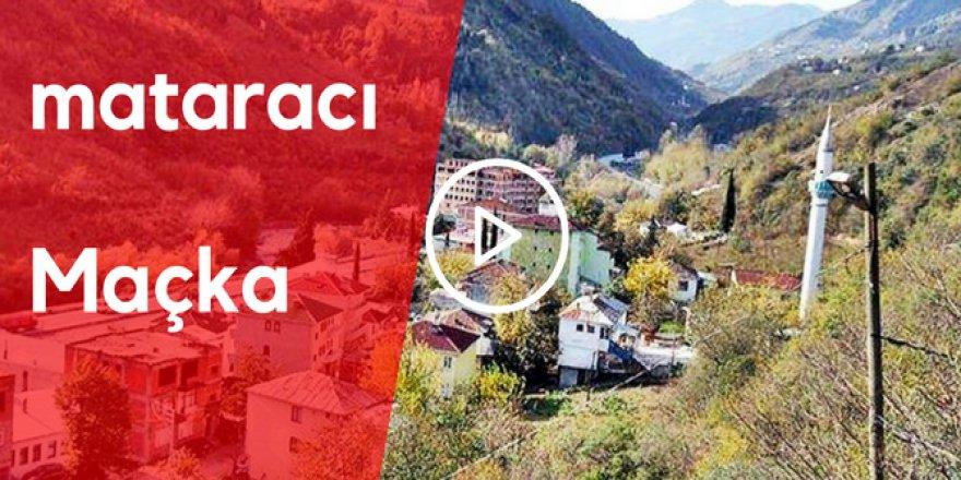 Maçka Mataracı Köyü Video
