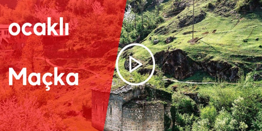 Maçka Ocaklı Köyü Video
