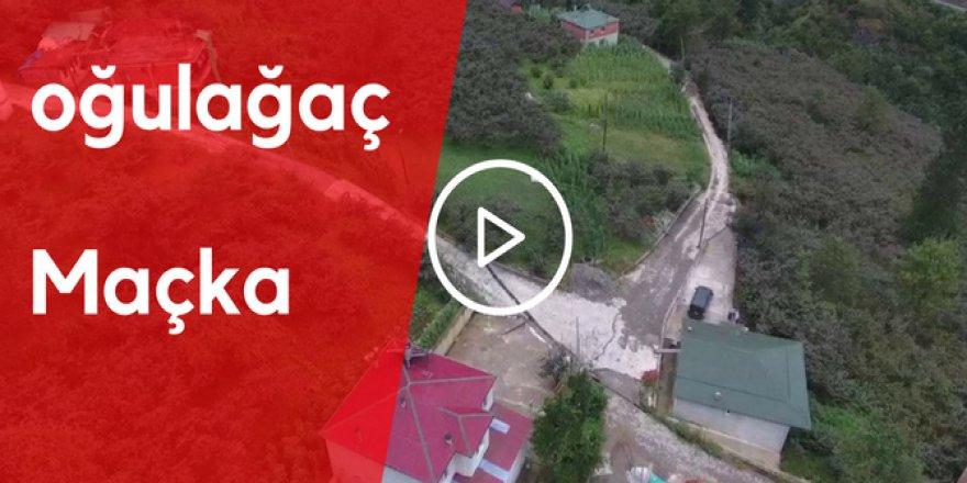 Maçka Oğulağaç Köyü Video