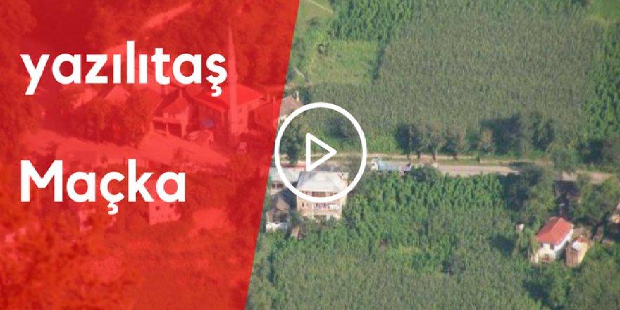 Maçka Yazılıtaş Köyü Video
