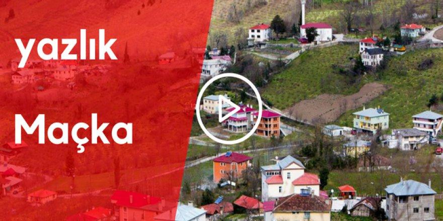 Maçka Yazlık Köyü Video