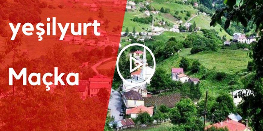 Maçka Yeşilyurt Köyü Video
