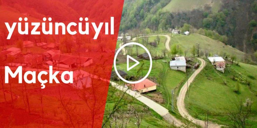 Maçka Yüzüncüyıl Köyü Video
