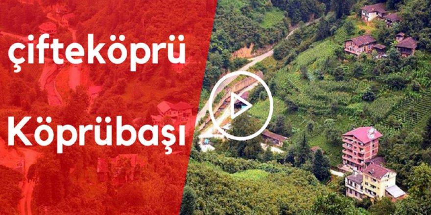 Köprübaşı Çifteköprü Köyü Video