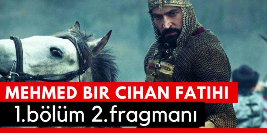 Mehmed Bir Cihan Fatihi 1. Bölüm 2.Fragmanı İzle