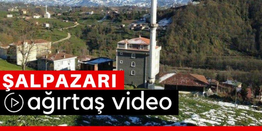 Şalpazarı Ağırtaş Köyü Video