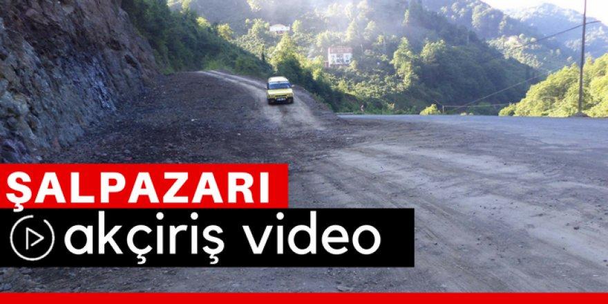Şalpazarı Akçiriş Köyü Video