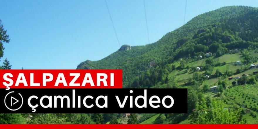 Şalpazarı Çamlıca Köyü Video