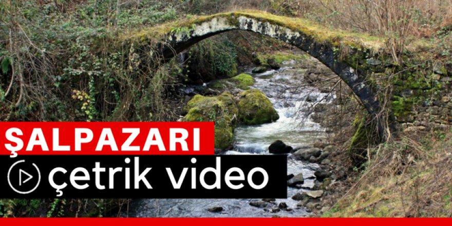 Şalpazarı Çetrik Köyü Video