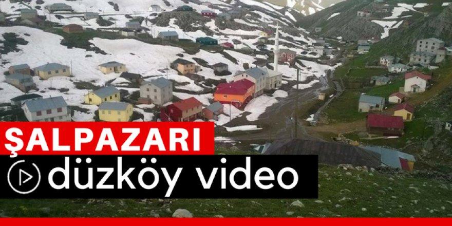 Şalpazarı Düzköy Video