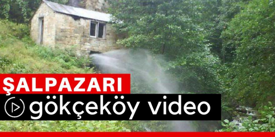 Şalpazarı Gökçeköy Video