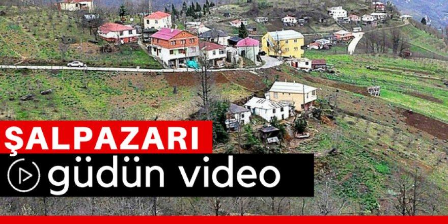 Şalpazarı Güdün Köyü Video