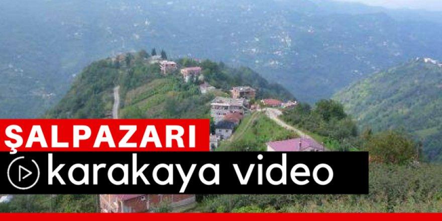 Şalpazarı Karakaya Köyü Video