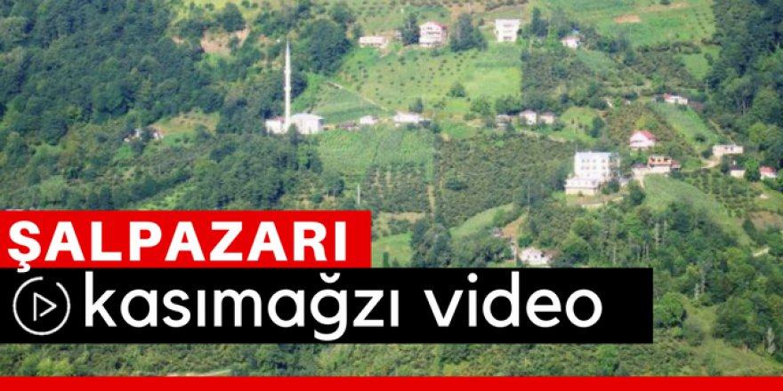 Şalpazarı Kasımağzı Köyü Video
