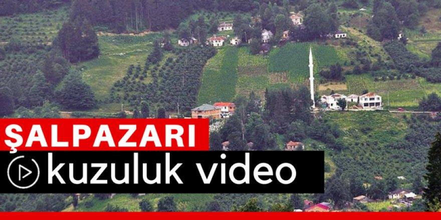 Şalpazarı Kuzuluk Köyü Video
