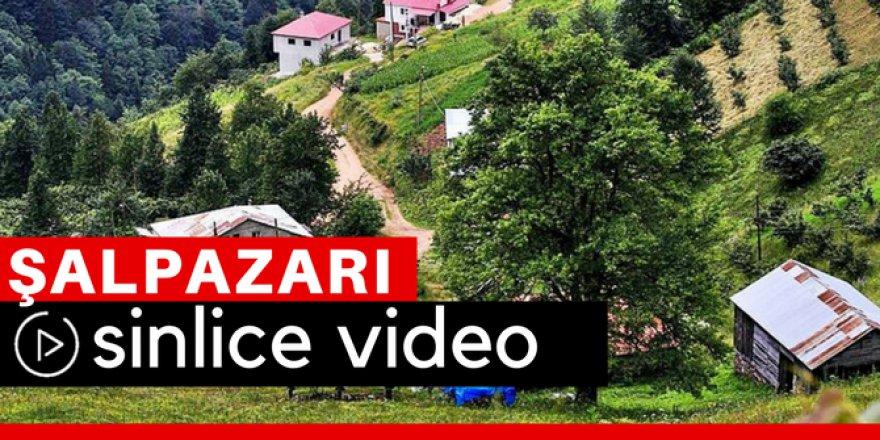 Şalpazarı Sinlice Köyü Video
