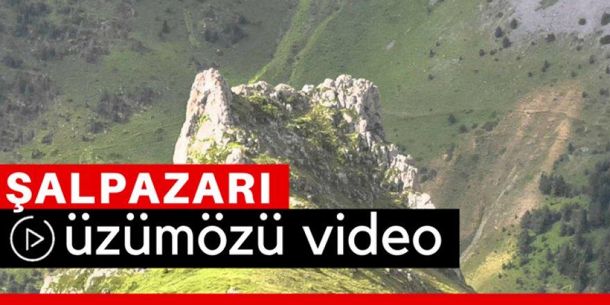Şalpazarı Üzümözü Köyü Video