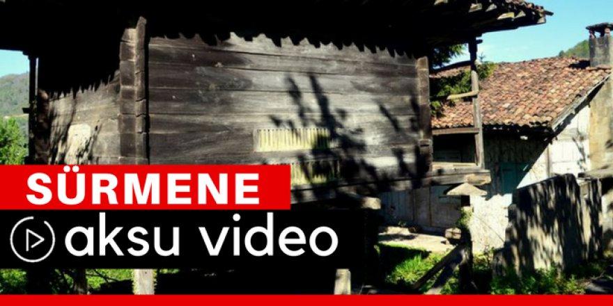 Sürmene Aksu Köyü Video