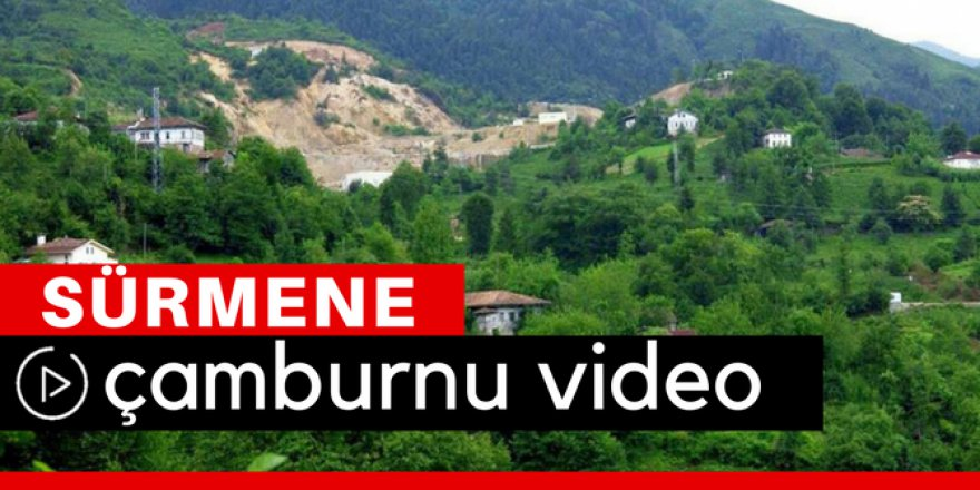 Sürmene Çamburnu Köyü Video