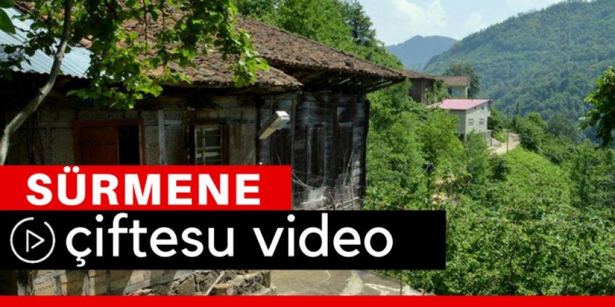 Sürmene Çiftesu Köyü Video