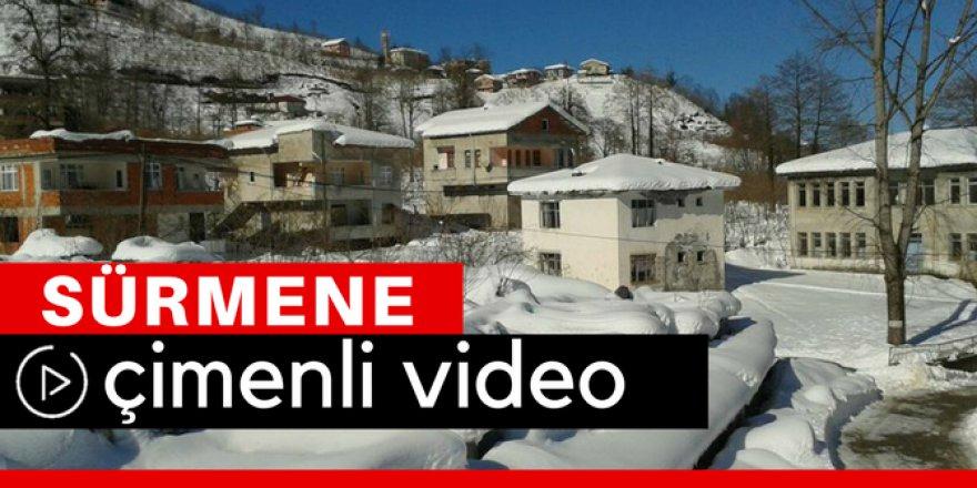 Sürmene Çimenli Köyü Video