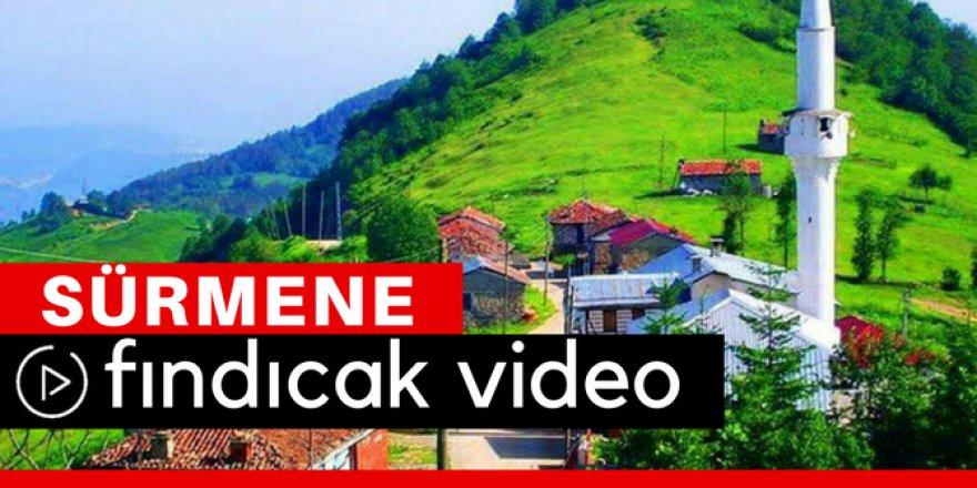 Sürmene Fındıcak Köyü Video