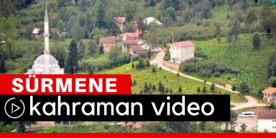 Sürmene Kahraman Köyü Video