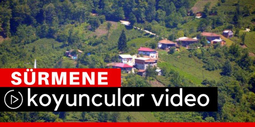 Sürmene Koyuncular Köyü Video
