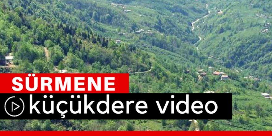 Sürmene Küçükdere Köyü Video