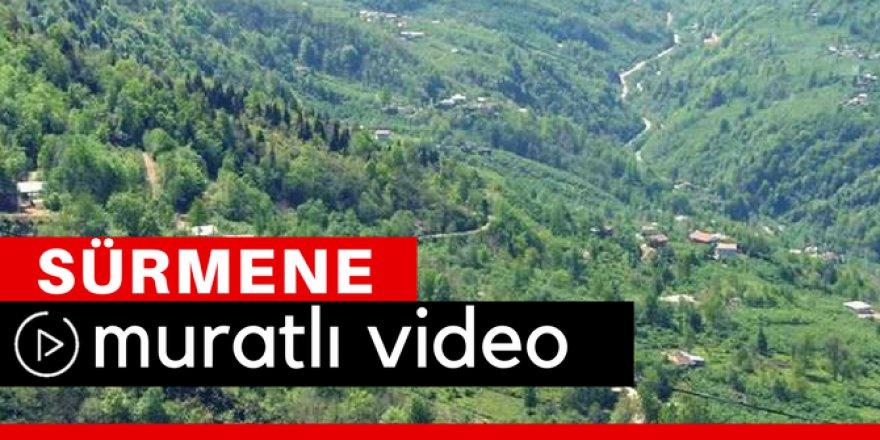 Sürmene Muratlı Köyü Video