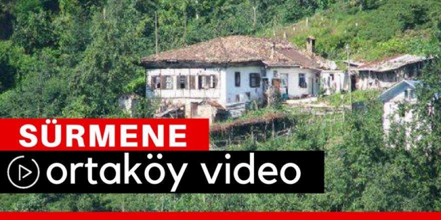 Sürmene Ortaköy Video