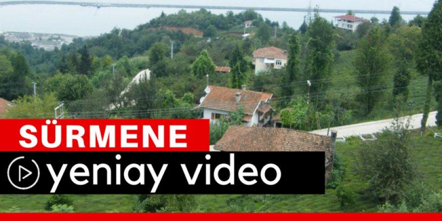 Sürmene Yeniay Köyü Video