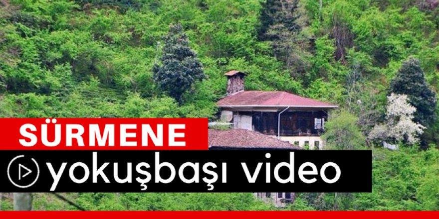 Sürmene Yokuşbaşı Köyü Video