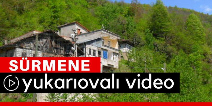 Sürmene Yukarıovalı Köyü Video