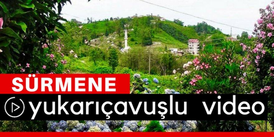 Sürmene Yukarıçavuşlu Köyü Video
