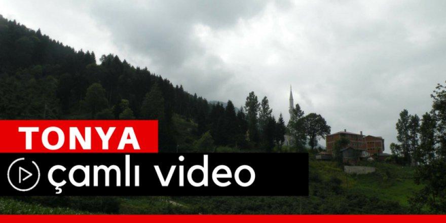 Tonya Çamlı Köyü Video