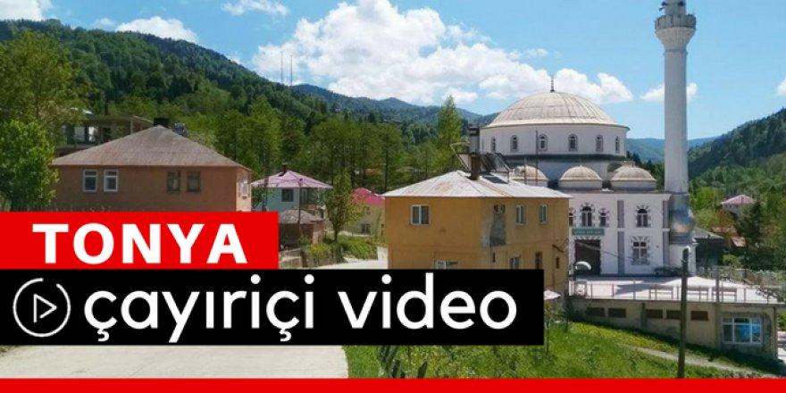 Tonya Çayıriçi Köyü Video