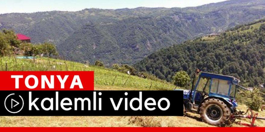 Tonya Kalemli Köyü Video