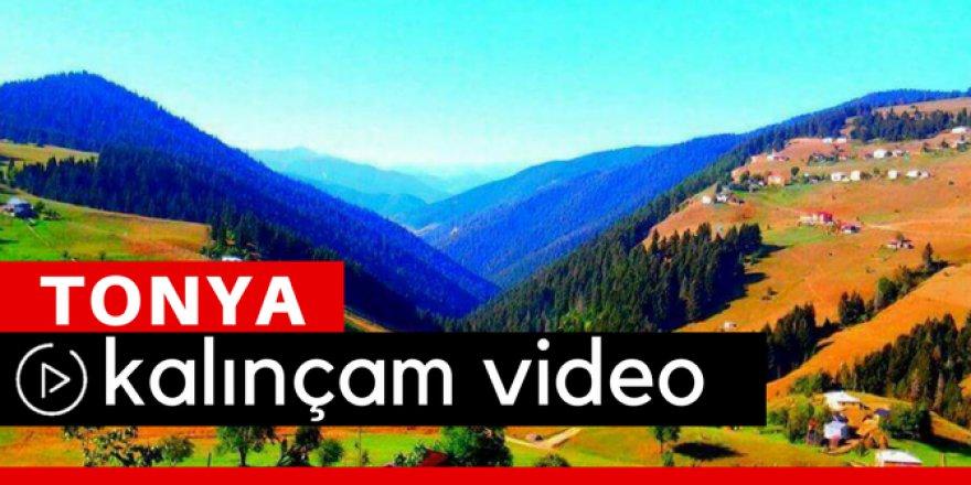 Tonya Kalınçam Köyü Video