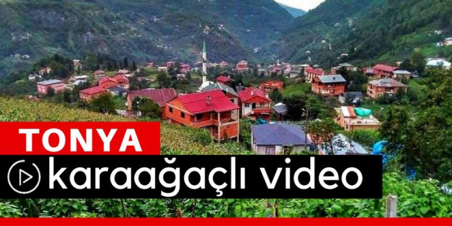 Tonya Karaağaçlı Köyü Video
