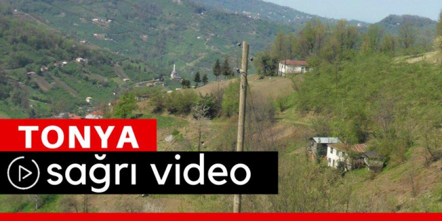 Tonya Sağrı Köyü Video