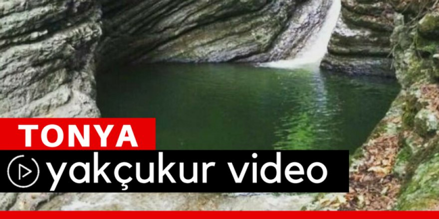 Tonya Yakçukur Köyü Video