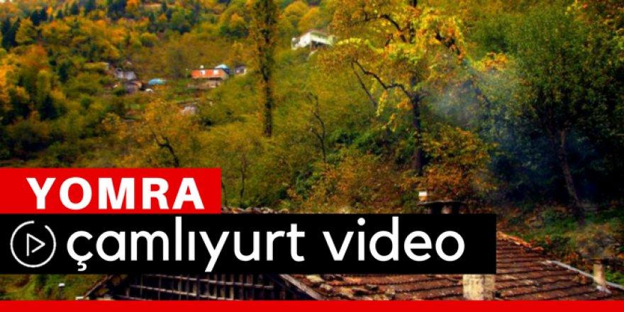 Yomra Çamlıyurt Köyü Video