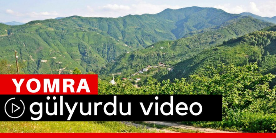 Yomra Gülyurdu Köyü Video