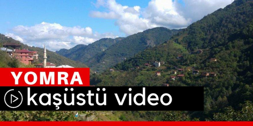 Yomra Kaşüstü Köyü Video