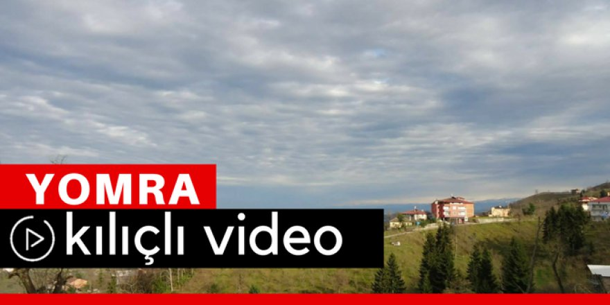 Yomra Kılıçlı Köyü Video