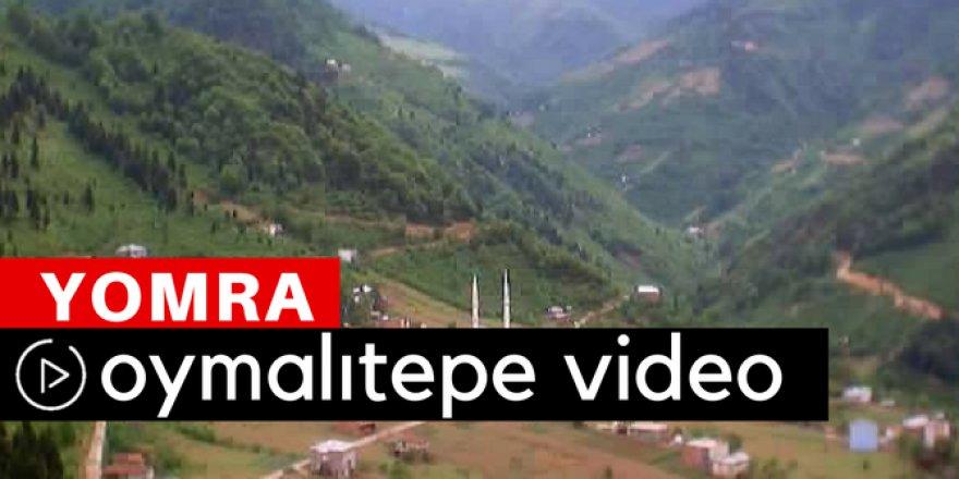 Yomra Oymalıtepe Köyü Video