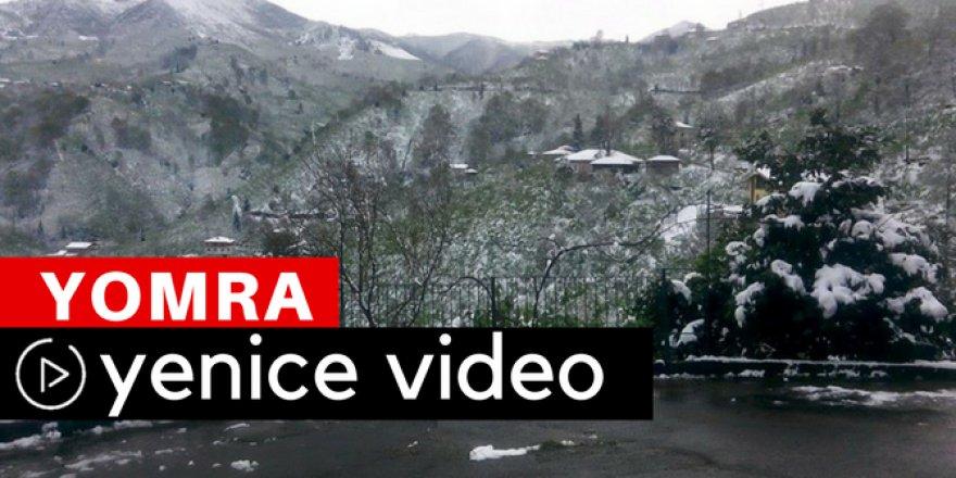 Yomra Yenice Köyü Video